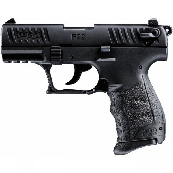 Walther P22Q 9mm P.A.K
