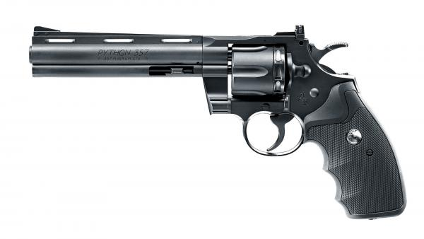 Colt Python 6'' BB & Diabolo Revolver