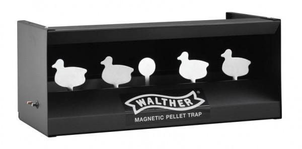 Magnetic Pellet Trap