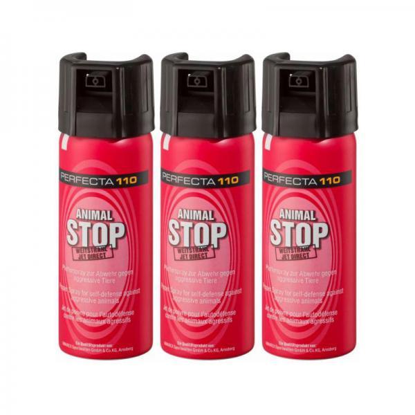 Animal Stop Pepperspray 110 x3
