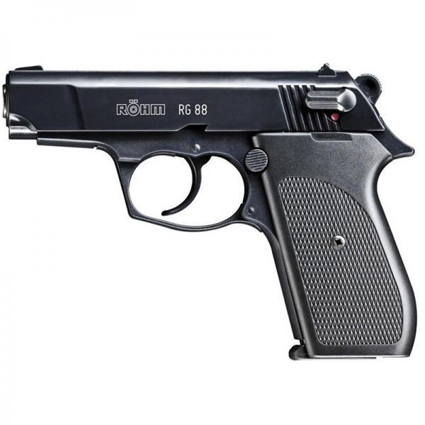 Röhm RG 88, 9mm P.A.K Brüniert