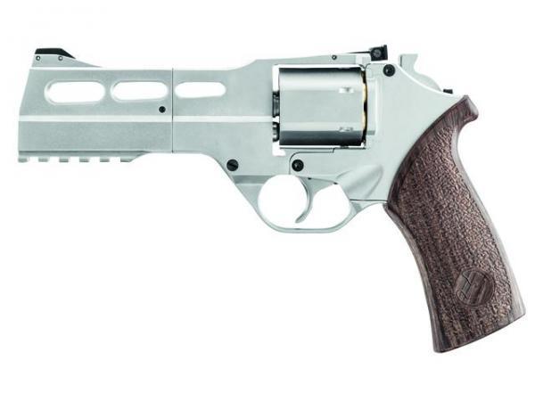 Chiappa Rhino 50DS, nickel, 4,5 mm BB