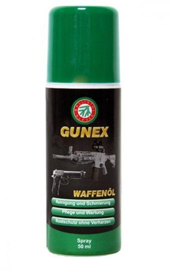 Gunex Wapen olie