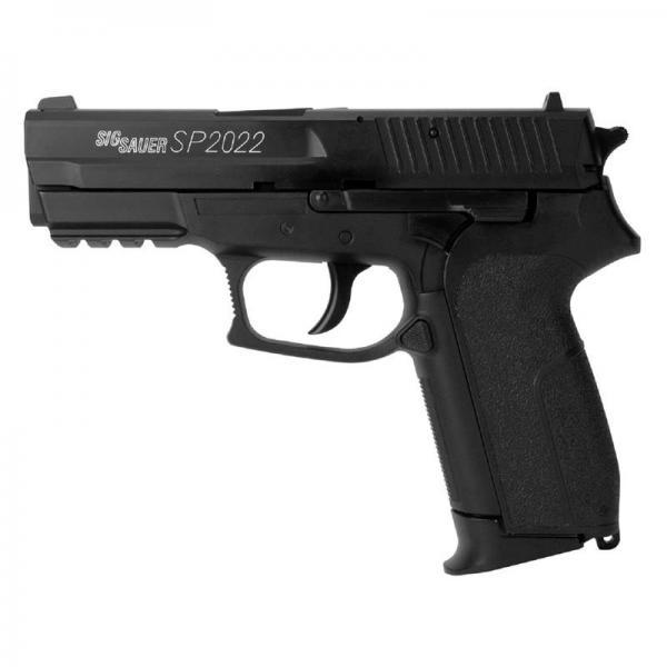 Sig Sauer SP2022 Co2 NBB 4,5mm Metalslide