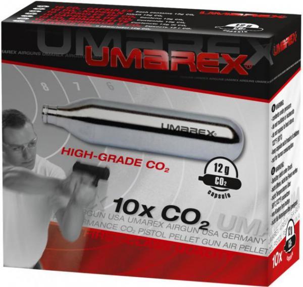 Umarex 12g Co2 Capsules 10st