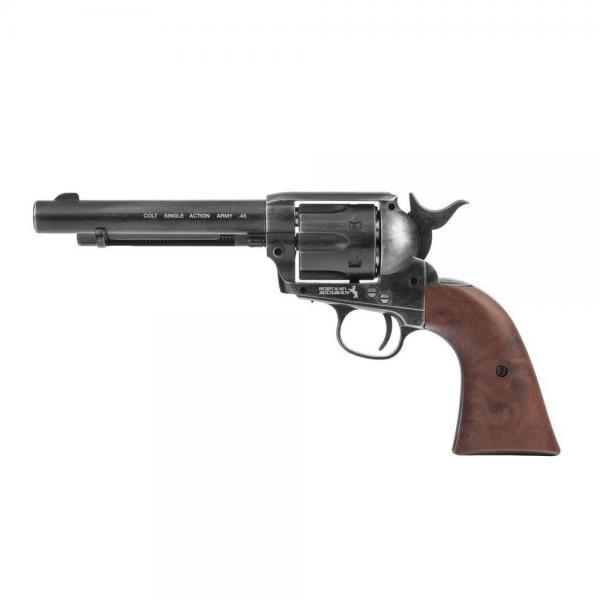 "Colt SAA .45 5,5"" 4,5mm, Antique Finish"