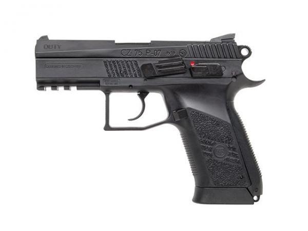 CZ 75 P-07 Duty BlowBack .177 BB Gun