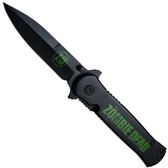 Zombie Dead Stiletto Knive