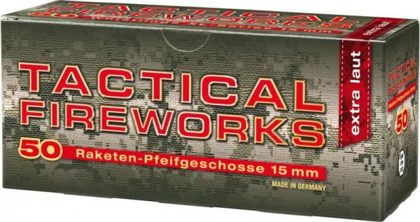 Tactical Fireworks Pyro Fluit cardridges