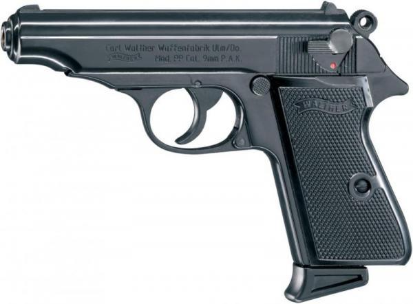 alarmpistool Walther PP