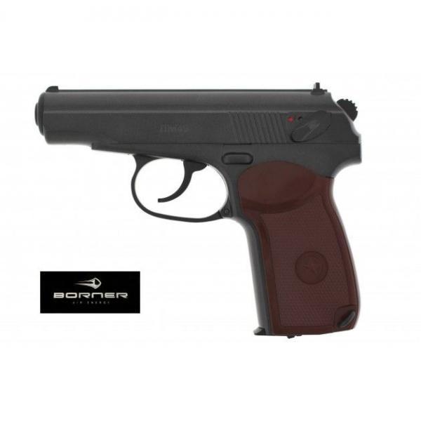 Borner PM49 NBB Co2 Airgun .177