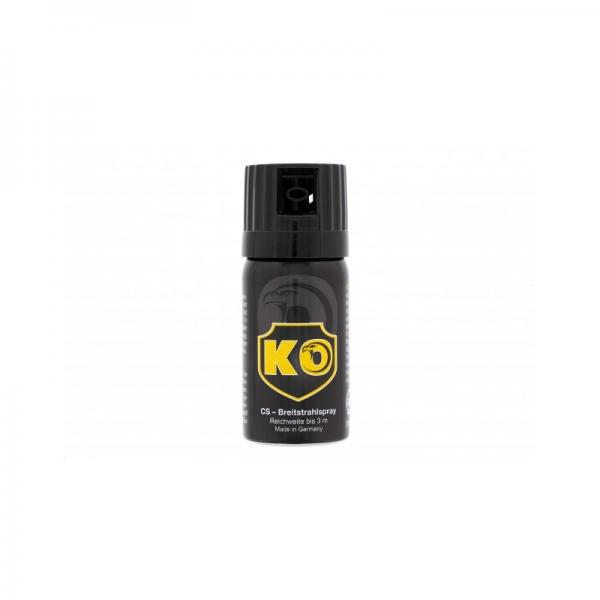 KO CS-Traangas