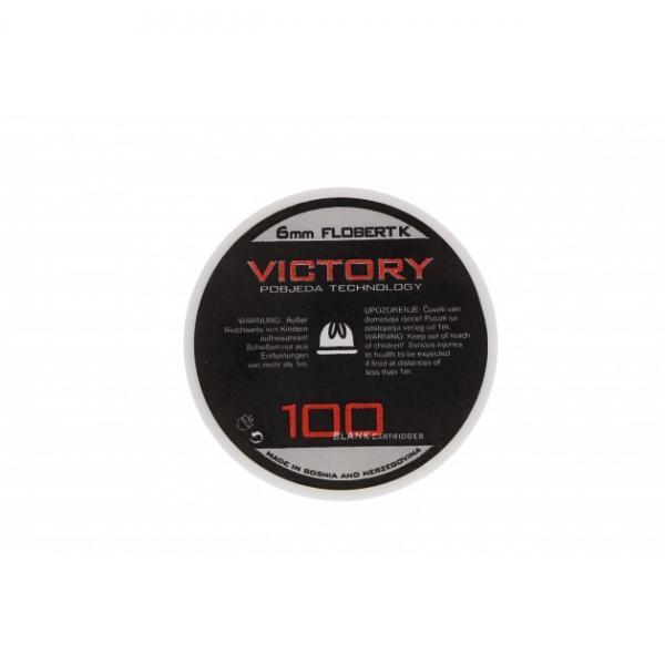 Victory fire Blank Cartridges 6mm, 100St