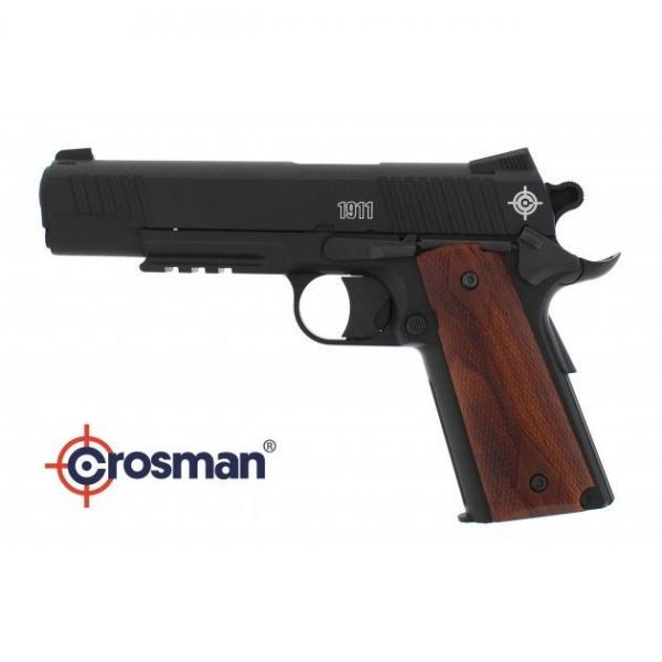 Crosman 1911 Black NBB Diabolo Gun