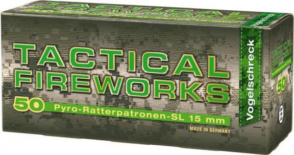 Tactical Fireworks Pyro Knetter cardridges