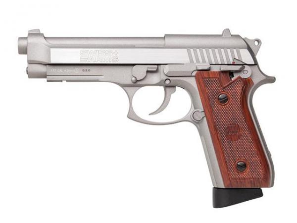 Swiss Arms SA92 Fullmetal .177 BB Gun