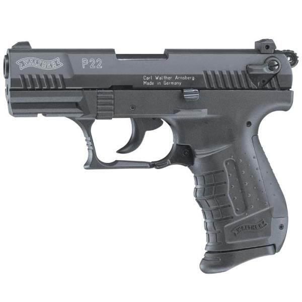 Alarmpistool Walther P22 9mm PAK
