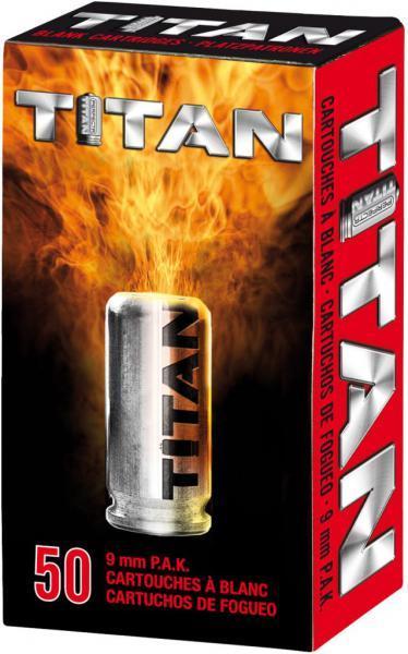 Perfecta Titan blank fire 9mm P.A.K.