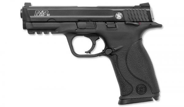 Smith & Wesson M&P40 TS, 4,5mm Black