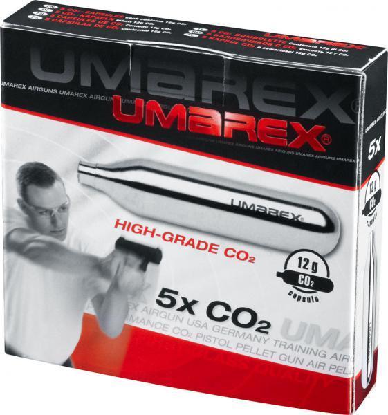 Umarex 12g Co2 Capsules 5st