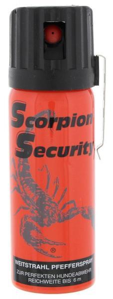 Scorpion Pepperspray 50ml (6 meter)