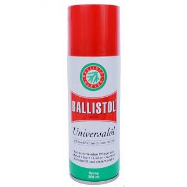 Ballistol universal oil 200 ml spray