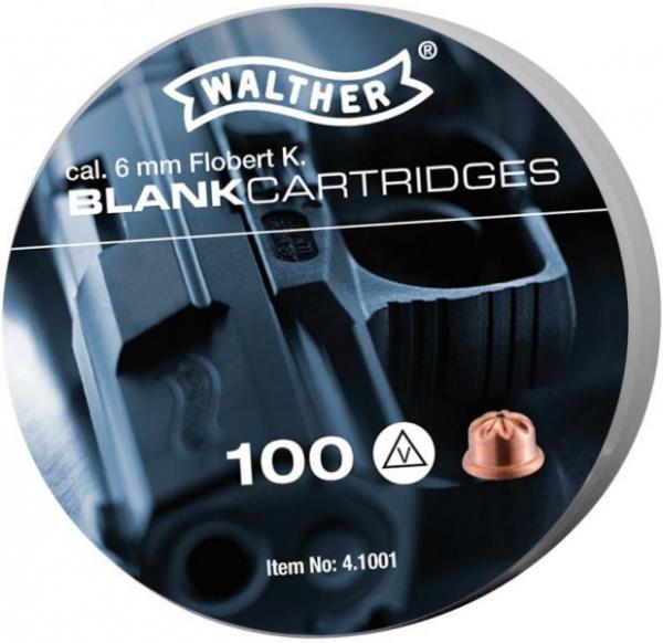Umarex 6mm Flobert 100pcs