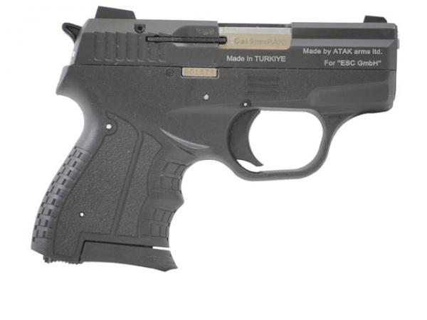 Zoraki 906 Black/Chrom 9mm