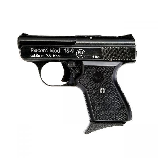 Record 15-9 9mm P.A.K. Alarmpistool
