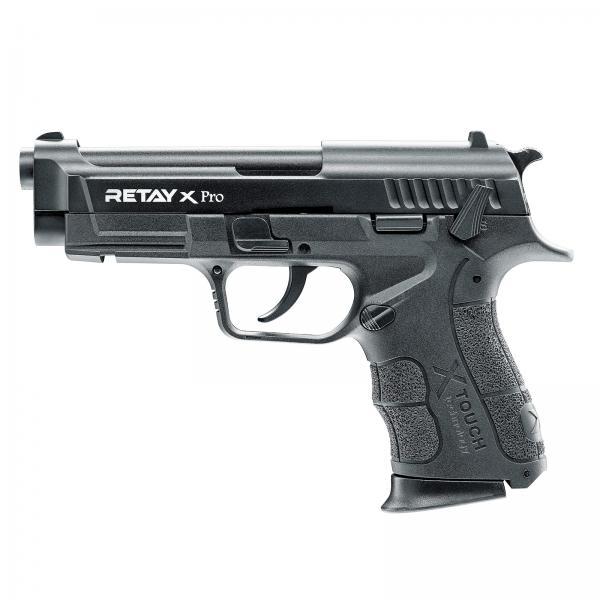 Retay X Pro Black 9mm PAK Alarmpistool