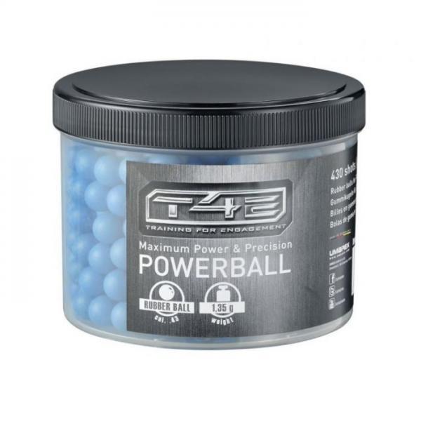 T4E Powerballs .43 - 430Pcs