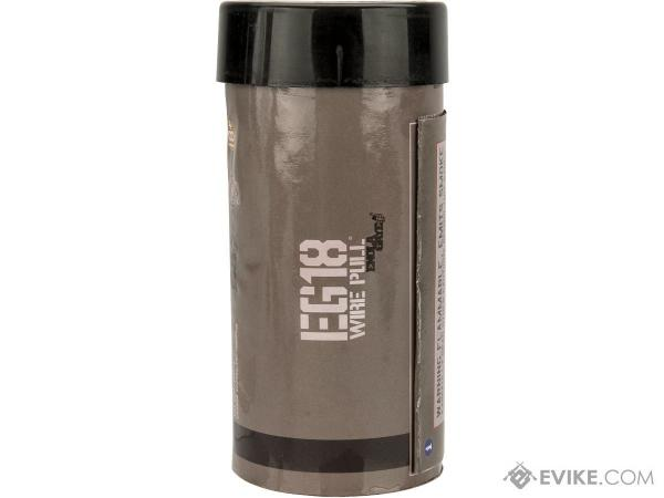 Enola Gaye EG18 Assault Wirepull Smoke Grenade black