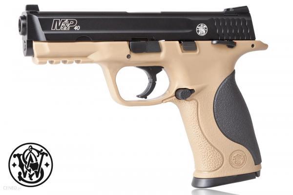 Smith & Wesson M&P40 TS 4,5mm, BB, FDE