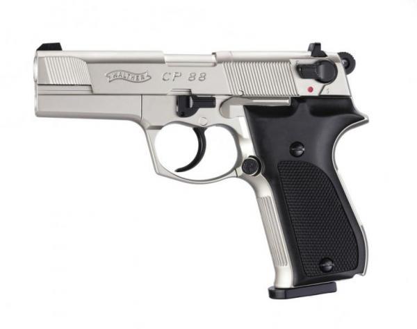 Walther CP88 nickel 4,5mm Diabolo