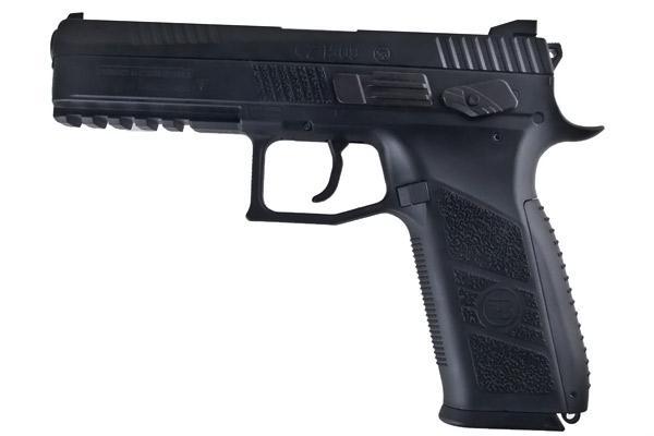 ASG Pistole Co2 CZ P-09 Metalslide, Kal. 4,5mm Diabolo