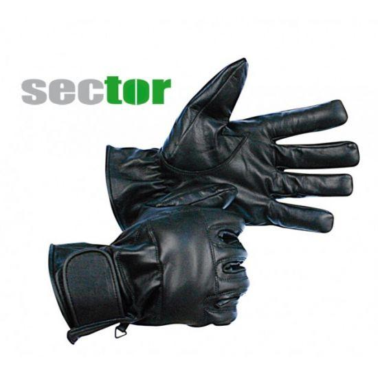 Sector Taktischer Handschuh mit metallstaubfullung