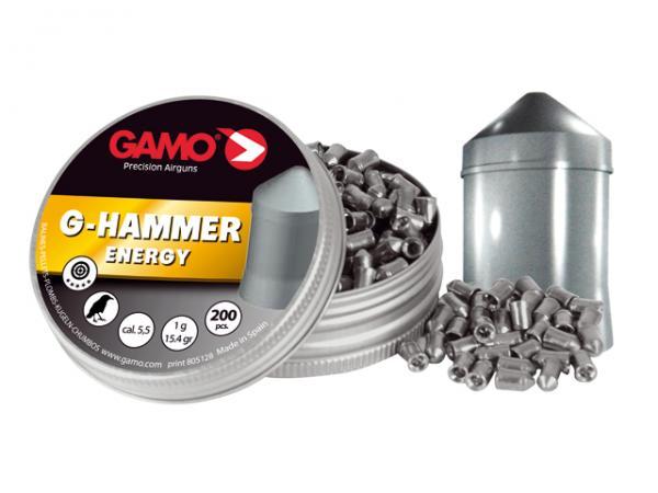 G-Hammer Diabolo 5,5 mm Spitzkopf Gamo