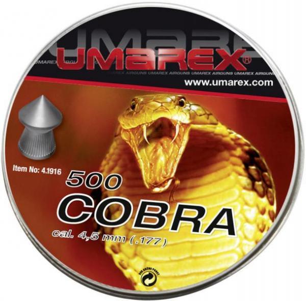 Cobra Diabolos 4.5 mm , 500pcs