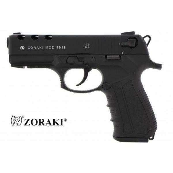 Zoraki 4918 9mm P.A.K. Alarmpistool