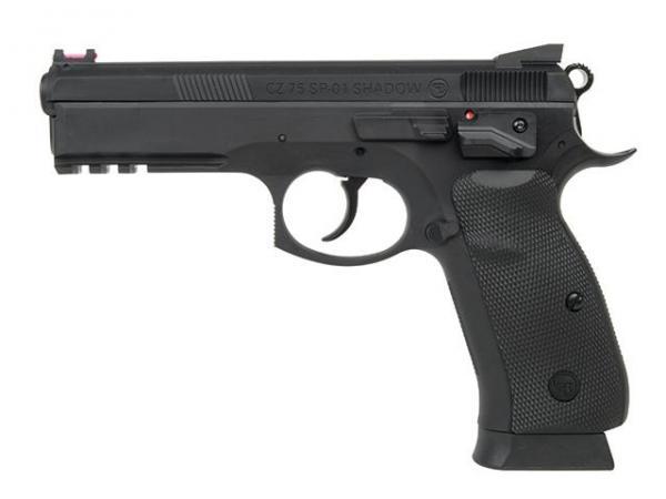 CZ SP-01 Shadow NBB
