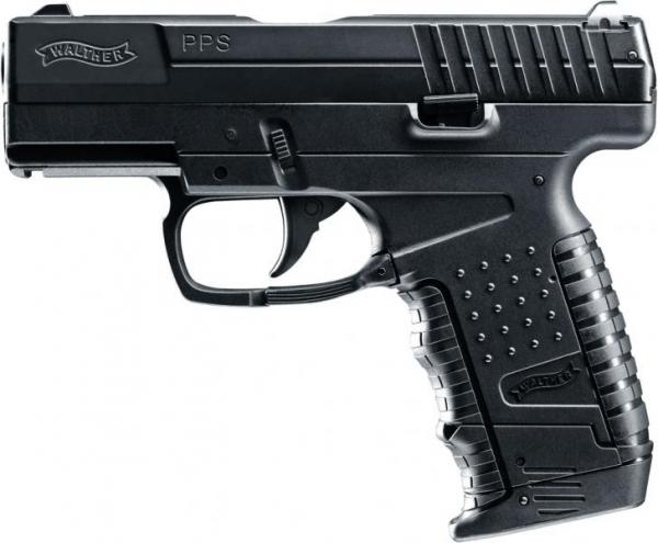 Walther PPS M2 4,5mm BB, Blowback