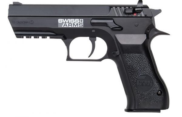 Swiss Arms 941 NBB Metalslide Co2 4,5mm