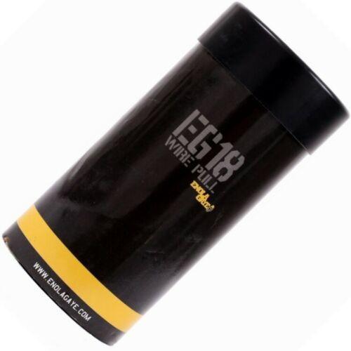 Enola Gaye EG18 Assault Smoke Grenade yellow