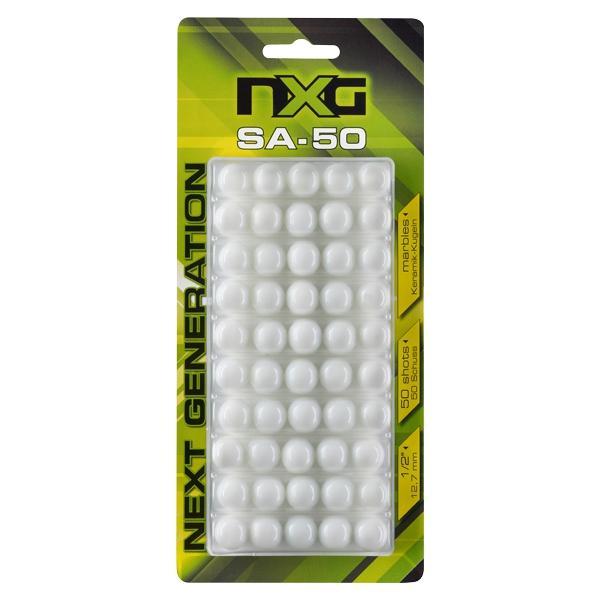NXG Keramikkugeln SA-50, 50 st